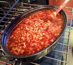Old Fashioned Baked Beans Newfoundland Recipe. Cookbook of Traditional Newfoundland Meals by Newfoundland.ws