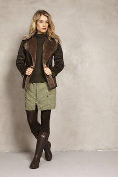 YAYA FALL/WINTER 2013 Fall Winter, Autumn, Confident Woman, Half Price, Perfect Fit, Military Jacket, Feminine, Jackets, Clothes