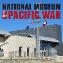 National Museum of the Pacific War:  Really nice museum tucked away in Fredericksburg Texas.  The kids are growing up to be history buffs...this is a good stop.