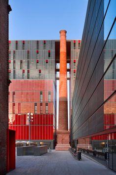 Ca l'Aranyó - Campus UPF - Barcelona