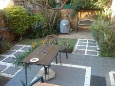 3 bedroom townhouse in Bromhof, , Bromhof, Property in Bromhof - Picnic Table, Townhouse, Patio, Bedroom, Outdoor Decor, Furniture, Home Decor, Decoration Home, Terraced House