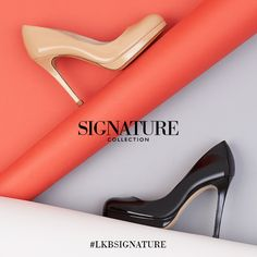 What's your Signature? For your chance to #WIN a pair of Signature L.K.Bennett Shoes, simply pin or tweet your favourite style with #LKBSignature