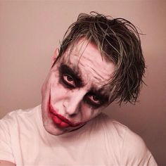 John as The Joker!