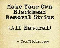 Blackhead removal Strips