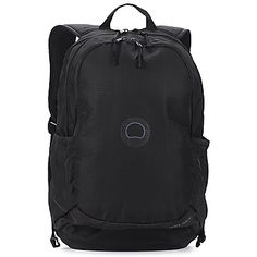 Delsey - QUARTIER LATIN SAC A DOS 2 CPTS = POCHE AVANT - PROTECTION PC