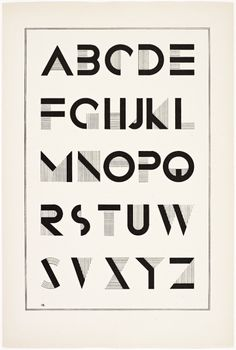 Irene K. Ames, A portfolio of Alphabet Designs for artists, architects, designers & craftsmen, 1938. New York.