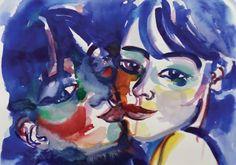 The Jerusalem Post ( Jerusalem, Artists, Twitter, Painting, Painting Art, Paintings, Painted Canvas, Artist, Drawings
