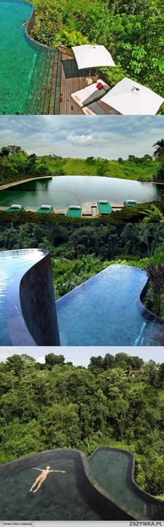 Wiszące ogrody Ubud Gardens , Bali