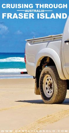 With highway-beaches-airport combos, crystal clear lakes and the only rainforest known to grow on sand Fraser Island is unique. Tours and DIY advice