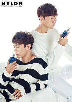 DK, Seungkwan (Seventeen)