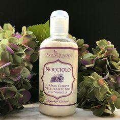 Crema corpo alla nocciola   #bodycare #natural product #madeinitaly