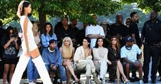 Kanye West versucht wieder einmal als Designer ernst genommen zu werden – und…