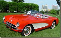 The original Corvette convertible