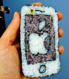 Top 30 des sushis et makis les plus funky, on riz beaucoup avec la cuisine japonaise