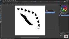 WebMains.com | Hello everyone , in this post we will learn about how to create custom pixel and vector brush in Affiity Designer. Affinity Designer comes with a great selection of preset brushes right out of the box and now, and I will show you how to create and manage your brushes. How to create …