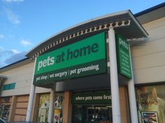 Pets at Home - Netherfield - Nottingham - Pet Shop - Pet Services - Vets - Grooming - Layout - Landscape - Customer Journey - Visual Merchandising - www.clearretailgroup.eu