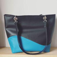 Emilie Massas sur Instagram: Et oui, c'est bien un sac samba de @patrons_sacotin qui est sorti de L'Atelier. . Ma meilleure amie voulait un nouveau sac plus grand pour…