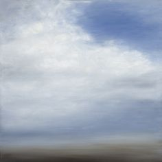 "Saatchi Online Artist Tricia Beck Strickfaden; Painting, ""Coastal Fog"" #art.  Fine art prints starting at $114."