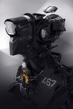syfycity:  MM44 by Benoit Godde http://syfycity.tumblr.com