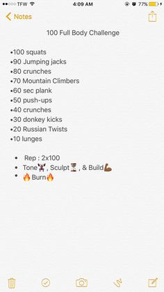 My Fitness Plan 🏋🏾‍♀️🔥. Try it & See ! At Home Workout Plan, At Home Workouts, Workout Routines, Workout Ideas, My Fitness Plan, Fitness Workout For Women, Summer Body Workouts, Easy Workouts, Month Workout