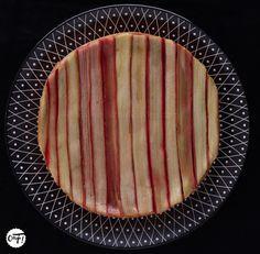 C'est ma fournée !: La tarte à la rhubarbe de Philippe Conticini
