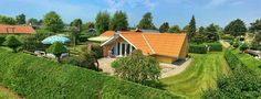 Syrenvej 6, 6094 Hejls - Hyggeligt og funktionelt kalmarhus med fantastisk privat have. #hejls #fritidshus #boligsalg #selvsalg
