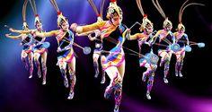 Εθνικό Θέατρο Ακροβατών της Κίνας - Verge