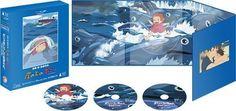 Ponyo Studio Ghibli Blu-Ray Special Box JP Limited Hayao Miyazaki from JAPAN 905