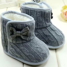 Take a look to our new winter collection of boots for baby's girl soft as slippers, great for first walkers.
