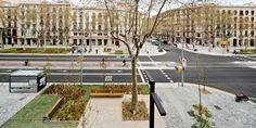 Passeig De St Joan Boulevard by Lola Domènech-08 « Landscape Architecture Works   Landezine