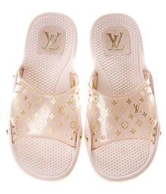 Louis Vuitton Flats @FollowShopHers