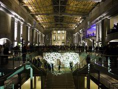 Bienal Internacional de Arquitectura en Buenos Aires 2017: del 9 al 20 de octubre en la Usina del Arte