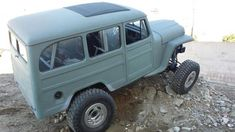 Extreme Willys Wagons and Trucks - Page 15 - Pirate4x4.Com : 4x4 and Off-Road Forum