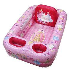 Disney Princess Inflatable Safety Bath (Pink)