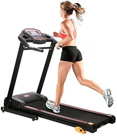 Merax® 1.5HP Folding Electric Treadmill Motorized Running Machine LCD Panel (1.5HP) - http://fitness-super-market.com/?product=merax-1-5hp-folding-electric-treadmill-motorized-running-machine-lcd-panel-1-5hp