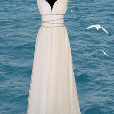 My new thing: Grecian style wedding dresses