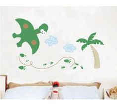 wall sticker available at www.kidzdecor.co.za. Free postage throughout South AfricaLarge Flying Dinosaur Wall Sticker
