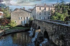 Pondaurat, south west France