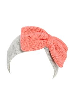 Image for Bow Knit Headband from Peter Alexander