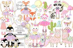 Excited to share the latest addition to my shop: Baby Wonderland Digital Papers Baby Patterns Nursery Wall Art, Mommy and Me Illustrations, Cute Animals Planner Stickers, 38 images 300 dpi. #babyclipart #babyanimalclipart #mothersday #scrapbooking #babyshower #pink #supplies #etsy http://etsy.me/2ECJkM0
