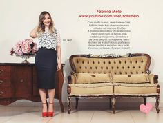 Mulher De Fibra , Fabiola Melo