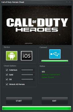 Call of Duty Heroes Hack Tool