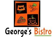 George's Bistro Logo Design, Logos, Home Decor, Decoration Home, Room Decor, Logo, Home Interior Design, Home Decoration, Interior Design