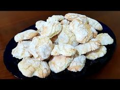 "PASTE DI MANDORLA ""FIOCCHI DI NEVE"" AGLI AGRUMI di RITA CHEF
