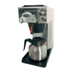 Newco AK-TC Pourover Thermal Carafe Coffee Brewer *** Read more details by clicking on the image. #CoffeeMachines #coffeebrewer
