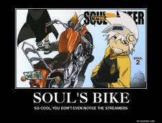 soul eater motivational poster