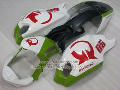 Hot Sales,Pramac Body Kit For Ducati Sport Parts Spare Motorcycle Fairings (Injection molding) Ducati 696, Oem Parts, Paint Schemes, Motorcycle Accessories, Custom Paint, Motorbikes, Abs, Racing, Plastic