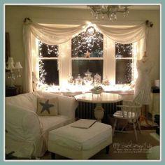 Beautiful window decorations