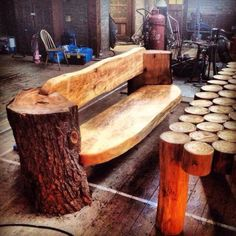 chainsaw carved benches | Name: ImageUploadedByArbtalk1381436443.622746.jpgViews: 431Size: 73.7 ...