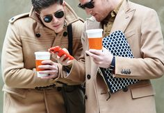 Best of Tommy Ton at Fashion Week Fall 2012 - Men's Street Style: Style: GQ
